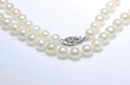 "16"" 6.00 mm Cultured Pearl Strand"