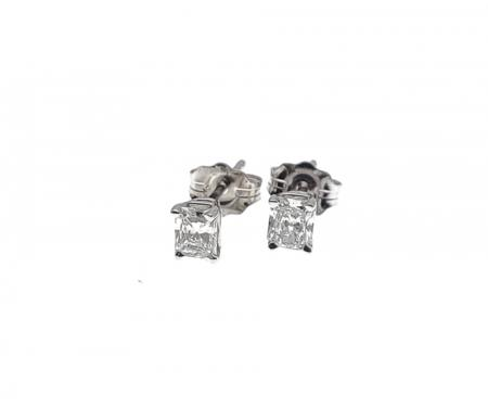 .40ctw EC diam earrings