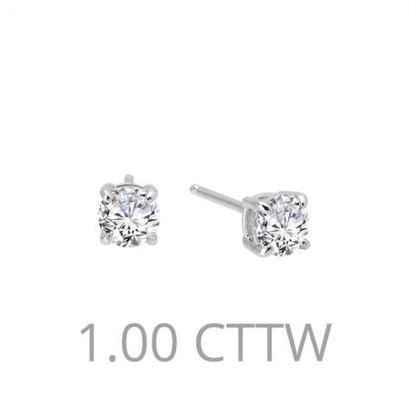 Lafonn 1ctw Simulated Diamond Earrings