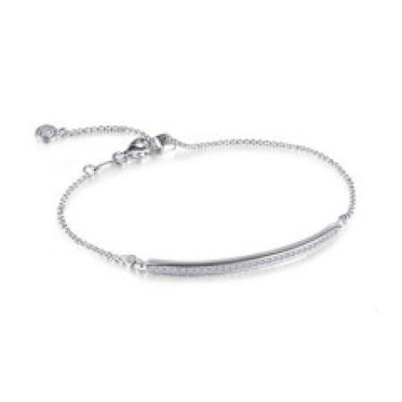 Lafonn adjustable bar bracelet