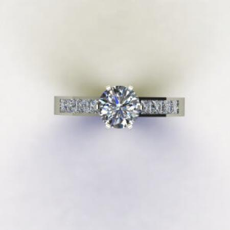 Cathedral classic diamond engagement ring4 (1)